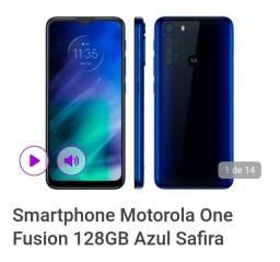 Moto g one fusion 128gigas