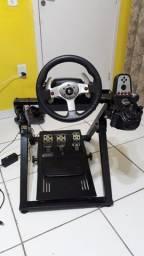 Volante simulador logitech g25