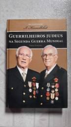 Título do anúncio: Livro de guerrilheiros judeu