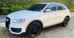 Audi q3 ambition 2.0 turbo 2014 com teto