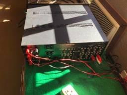 Título do anúncio: Amplificador Quasar 4040