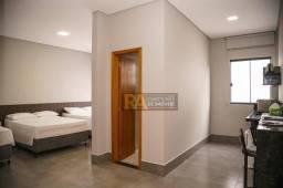 Apartamento com 1 dormitório para alugar, 35 m² por R$ 2.400,00/mês - Centro - Foz do Igua