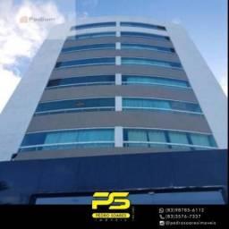Título do anúncio: Apartamento com 3 dormitórios à venda, 113 m² por R$ 650.000,00 - Bessa - João Pessoa/PB