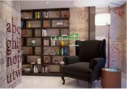 Apartamento à venda com 2 dormitórios em Canto do forte, Praia grande cod:951