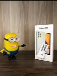 Lançamento ! Galaxy A72 128GB - Novo Lacrado - Aceito trocas ! Garantia 1 ano !