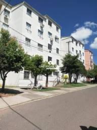 Apartamento para alugar com 2 dormitórios em Urlândia, Santa maria cod:100456