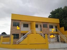 Casa para Venda em Queimados, Vila Pacaembu, 2 dormitórios, 1 banheiro, 1 vaga