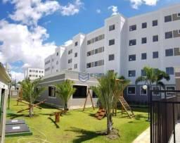 Apartamento com 2 dormitórios para alugar, 45 m² por R$ 700/mês - Maraponga - Fortaleza/CE