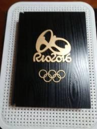 Estojo completo das olimpíadas