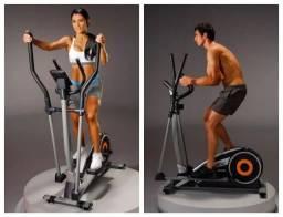 Bicicleta Ergométrica, Aparelho Elliptical Trainer Magnetic Usado Poucas Vezes