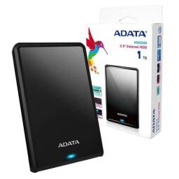 Título do anúncio: HD EXTERNO ADATA 1TB USB 3.1