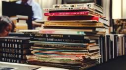 retiro doações de livros na sua casa