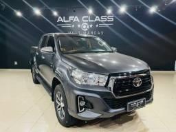 Título do anúncio: Toyota Hilux SRV 2020 AUTOMÁTICO ***Muito nova**
