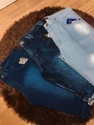 Título do anúncio: Bermudas Jeans Masculinas