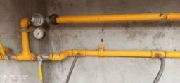 Rede de Gás usada