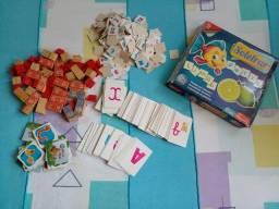 Título do anúncio: 5 jogos perfeitos para criança!!! Aproveite!! 50 reais tudo.