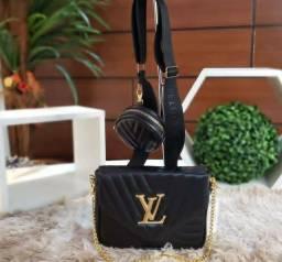 Bolsa Louis Vuitton duas peças Premium