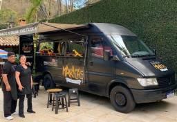 FoodTruck Mercedes Diesel - Só faturar