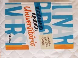 Livro Dicionario Jurídico Universitário