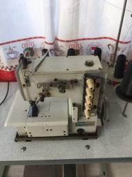 Máquina três agulhas bracobe