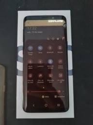 Samsung Galaxy S9 (Tela e display necessita de troca)