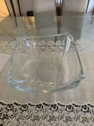 Centro de mesa cristal bohemia