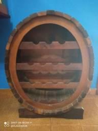 Garrafeira madeira