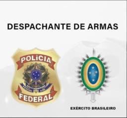 Despachante Bélico Compre sua arma LEGALMENTE - PF e EB