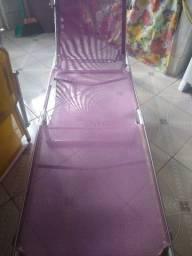 Cadeiras de piscina para ser reformada