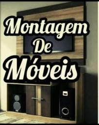 Título do anúncio: Montador de móveis noroeste