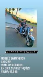 Vende-se Harley davidson switchback