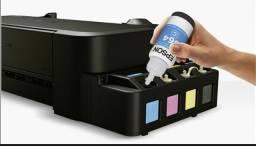 Impressora Tanque de Tinta Epson L120 (Nova, lacrada, com nota fical)