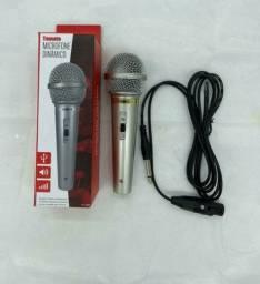 Microfone com fio top