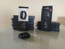 Vendem-se pulseiras Xiaomi MI BAND 4 e 5