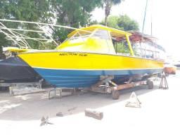 Barco para mergulho/passeio/serviços