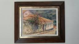 Quadro - Ouro Preto - Cesar Henriques