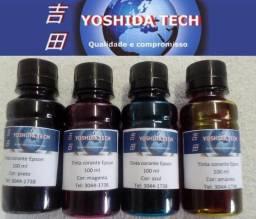 Kit Tinta Corante para Epson 400 ml