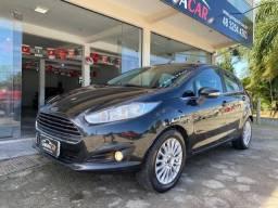 Ford New fiesta Hacth 1.6 Titanium 2014 imperdível