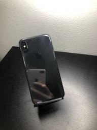 IPHONE X BLACK - 256gb