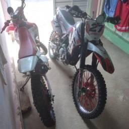 Título do anúncio: Moto lander 250 2008