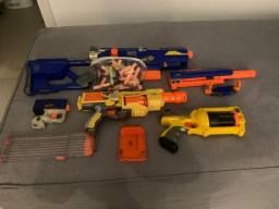 Nerfs, Armas de brinquedo