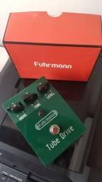 Pedal Overdrive Tube Drive Fuhmann (TS9)