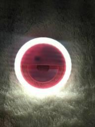 Título do anúncio: Refletor Iluminador Luz Selfie Foto Blogueira Gravação Vídeo