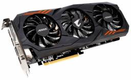 Placa de Vídeo GeForce GTX 1060, 6GB, 9 Gbps, Gigabyte aorus