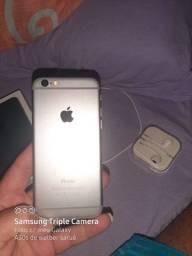 Iphone 6 32gb chip parou depois q atualizo