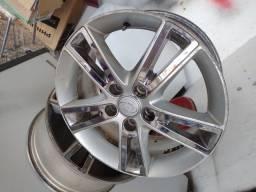 Roda i30 aro 17 original em ótimo estado valor de 1 roda