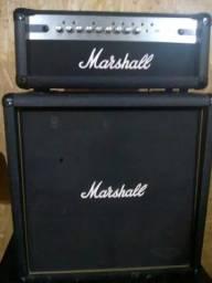 Título do anúncio: Amplificador para guitarra Marshall