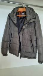 Jaqueta acolchoada em nylon