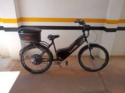 Vendo - Bicicleta Eletrica 800W - C/ Baú