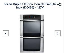 Forno duplo Electrolux